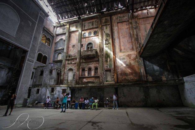 Afro-Cuban dance hall-1