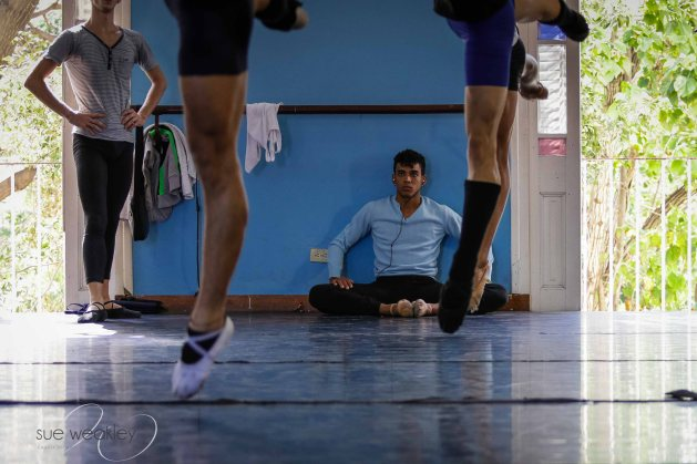 National ballet practice-1